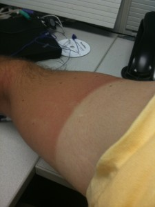 Cycle Jersey Tan