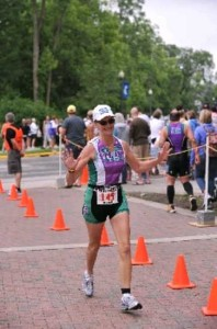 Elkhart Lake Tri Run